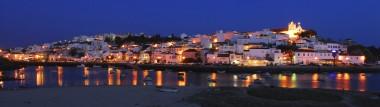 Algarve, centrada en el turismo